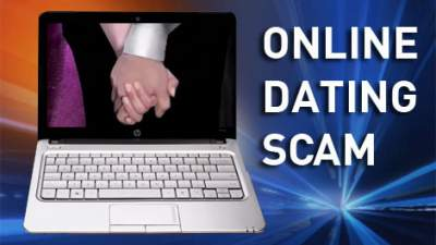 Online dating scam format