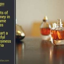 start a profitable perfume business in Nigeria