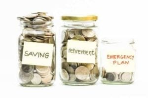 saving is a way to raise capital