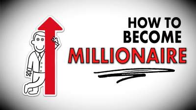 how can I become a millionaire before 20 years?