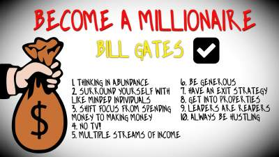 steps to become a millionaire by 20 years