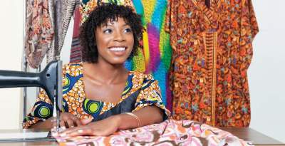 Fashion designing is a good business idea in Nigeria for women