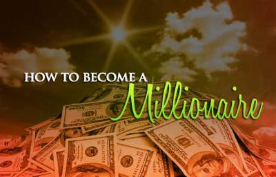 Hacks to make you a millionaire