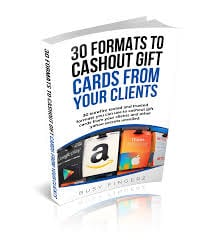 My latest scamming formats book