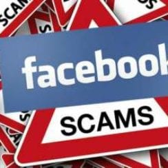 how to scam on Facebook