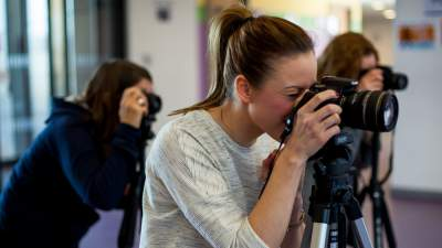 skill acquisition on photography