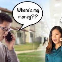 what to do when someone owes you money