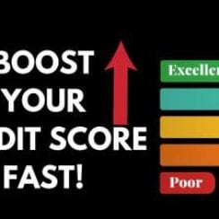 change your credit score illegally