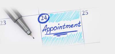 how to ask for an appointment politely