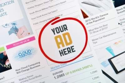 how to sell ad space to local businesses