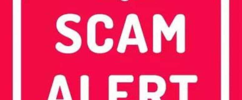 scams that someone can do with your bank details