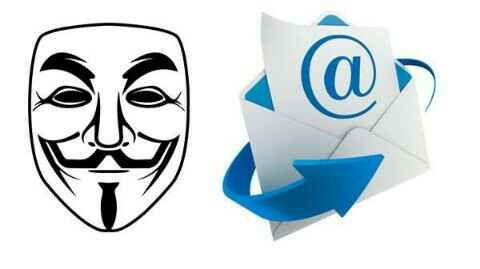 send anonymous mail to somebody