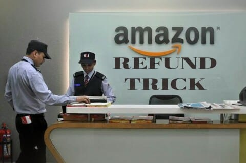 Amazon refund trick
