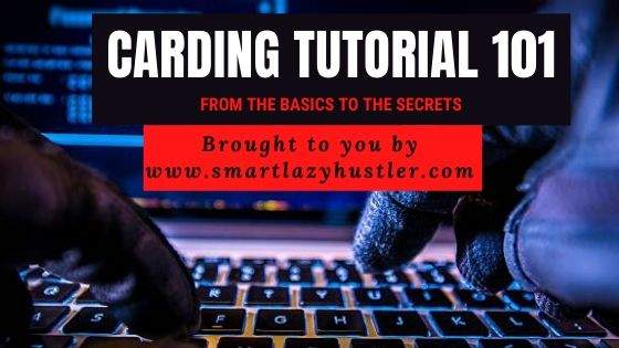 carding tutorial for beginners