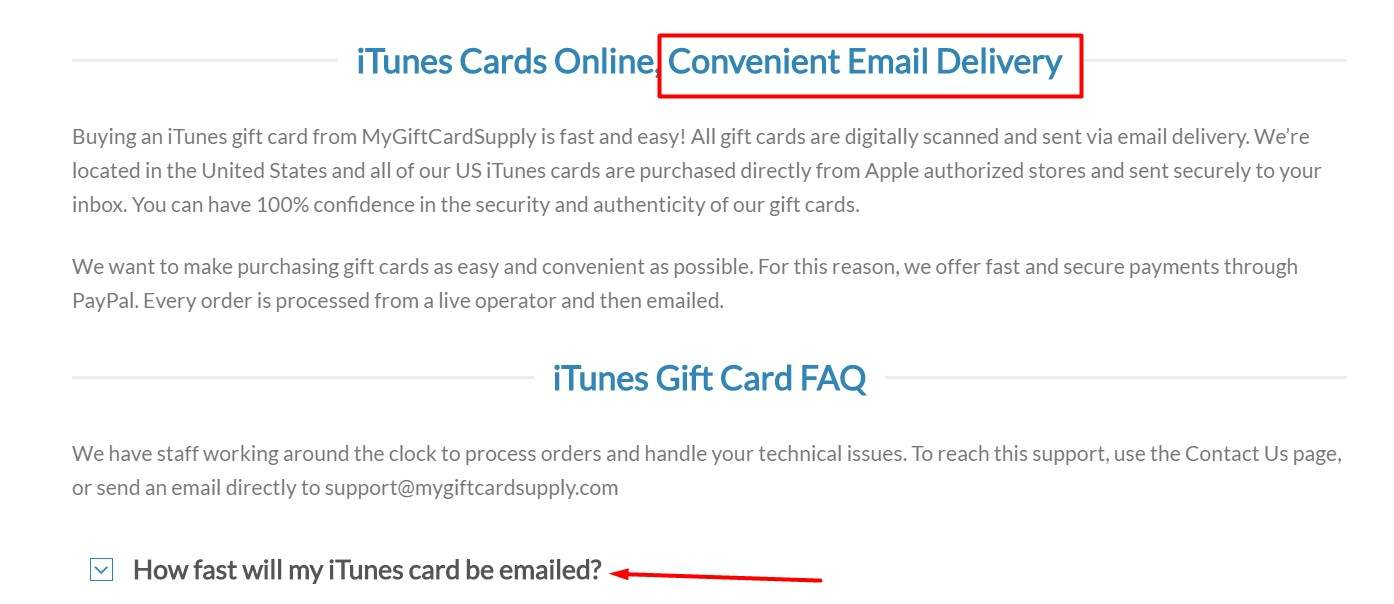 Get away with using a stolen credit card online by buying email gift cards