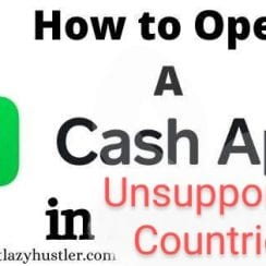 how to open cash app