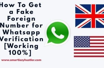 fake number for whatsapp verification
