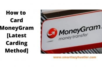 moneygram carding method