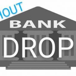How to cashout bank drop