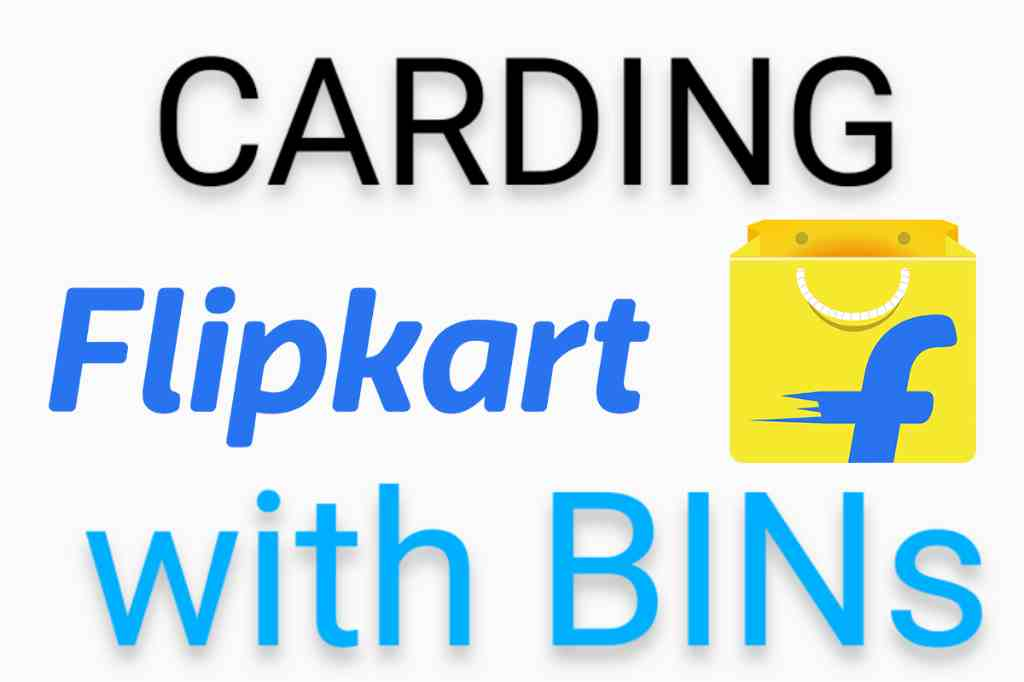 Flipkart carding method