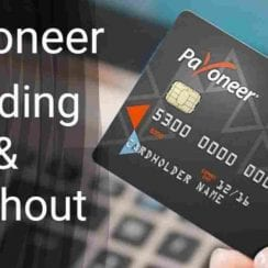 How to cashout cc with payoneer