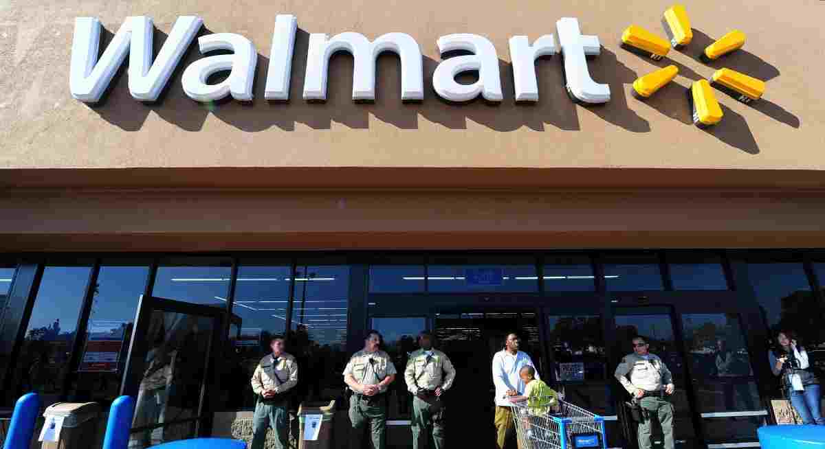 How to beat Walmart security