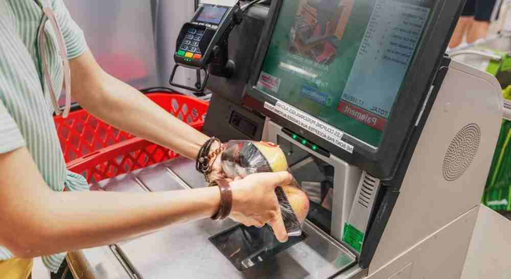 how to cheat self checkout