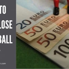 how to never lose a football bet