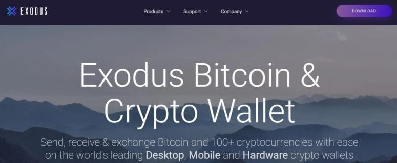 exodus is one of the recommended android bitcoin wallet