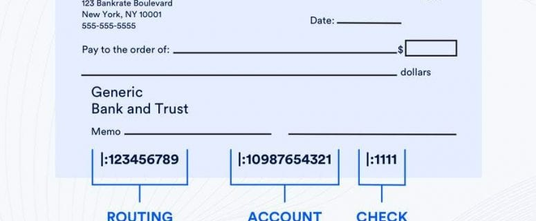 what can someone do with your bank account and routing number